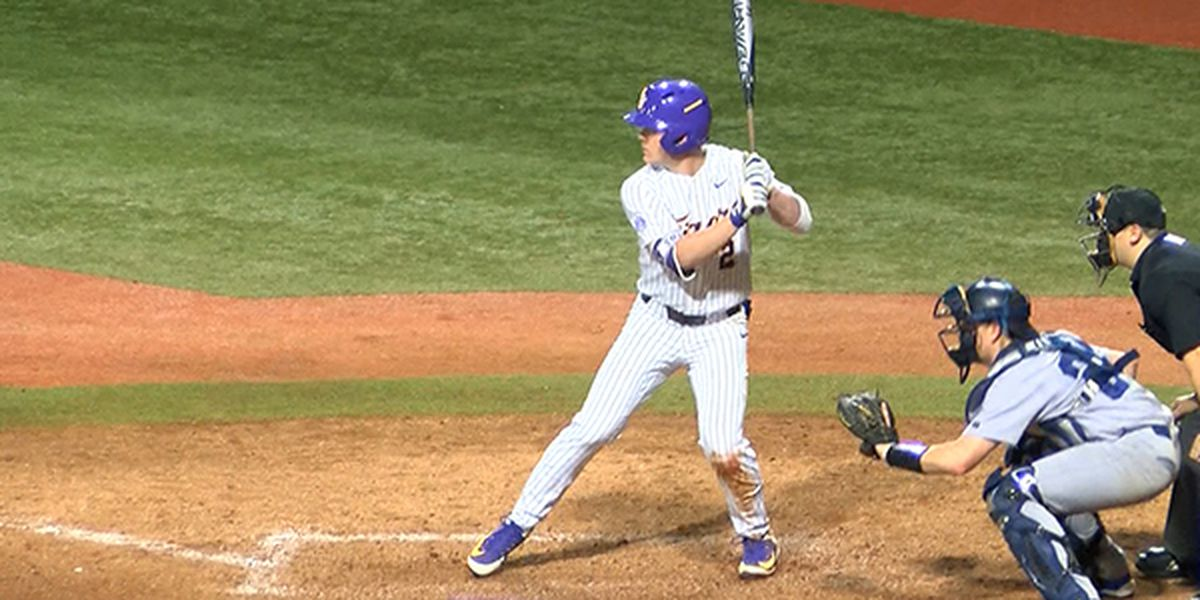 LSU baseball picked to finish 2nd in SEC