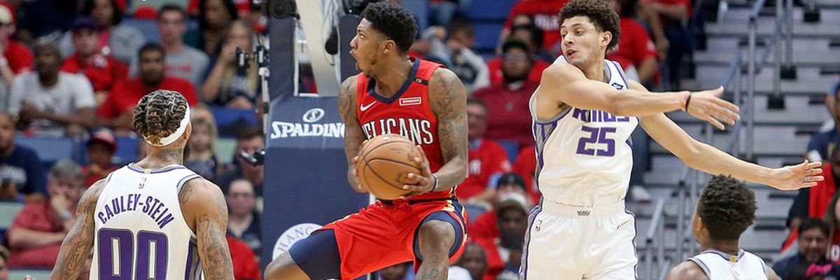 Pelicans set franchise record for points in win over Kings