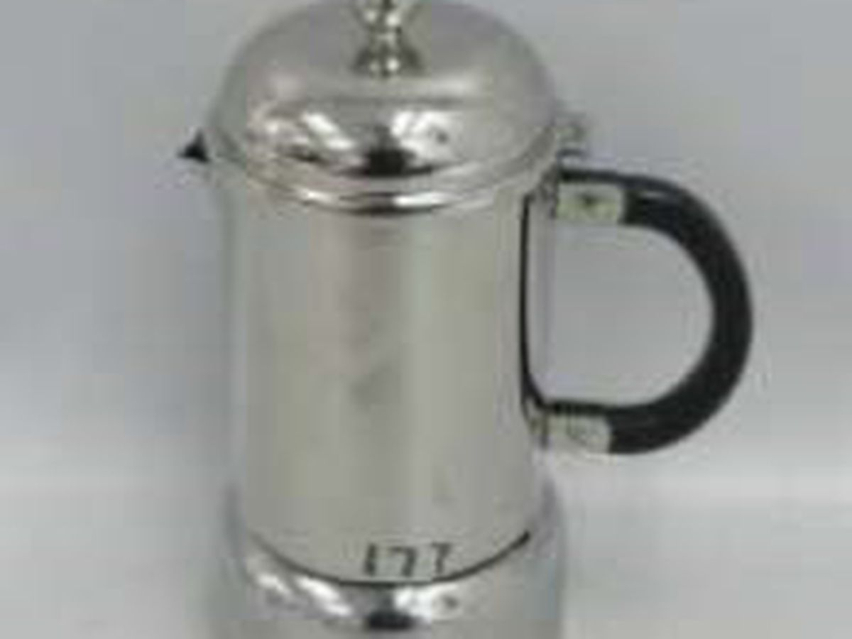 Stove-top espresso maker recalled due to fire, burn hazard
