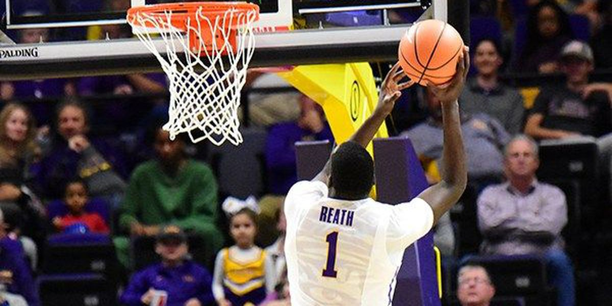 LSU's Reath named SEC Player of the Week