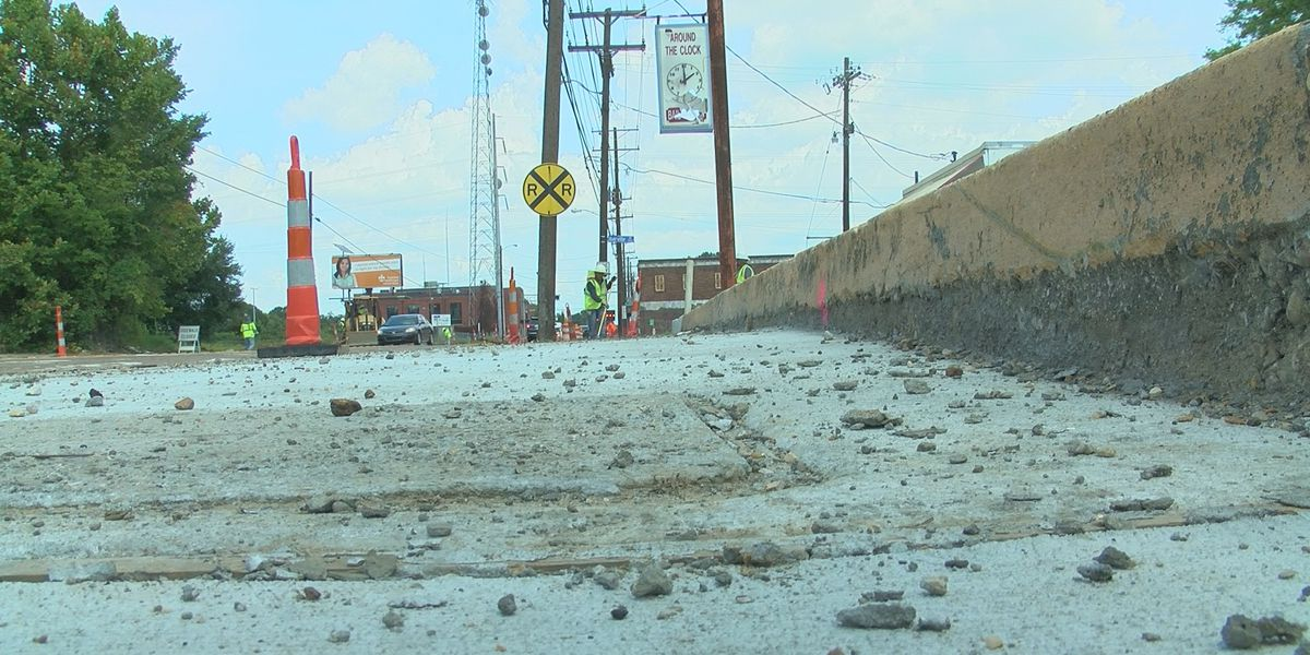 ACTION JACKSON: Drivers claim Government Street repairs causing safety hazards