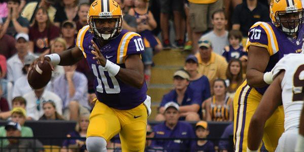 Former Tiger QB staying in Louisiana, transferring to ULL