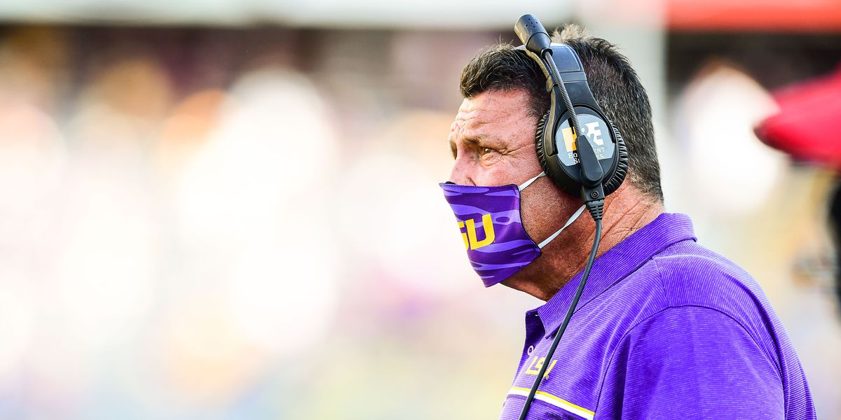 LSU plummets 14 spots in AP Poll, tumbles 12 spots in Coaches Poll