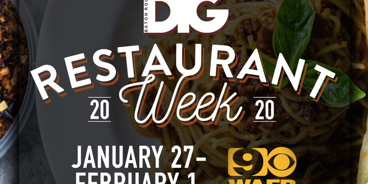 Send us your Restaurant Week photos!