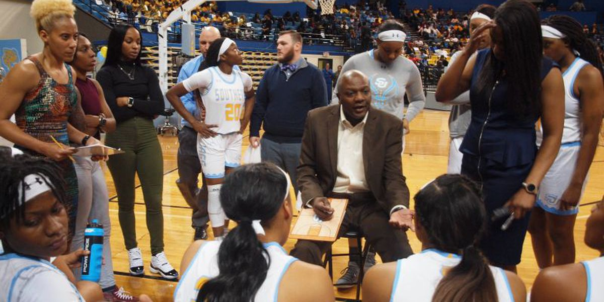 Southern women's basketball clinches share of SWAC title