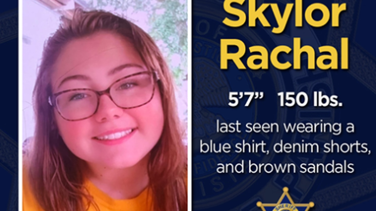 15-year-old girl missing from Cut Off since Sunday