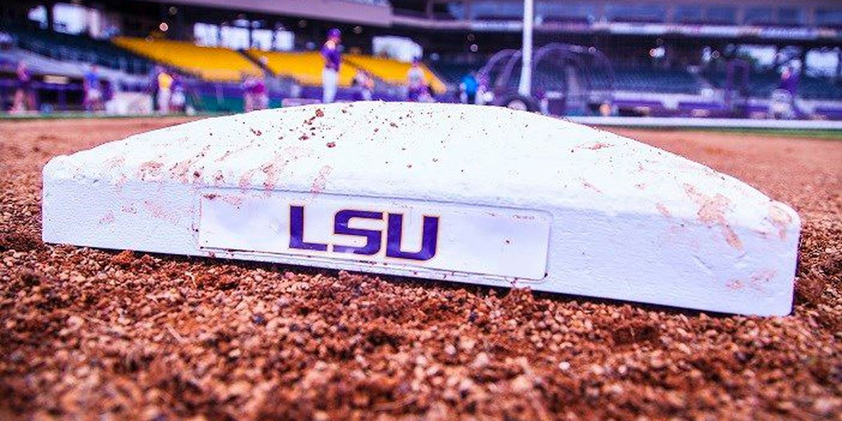 LSU wins first game of doubleheader over Fordham, 15-1