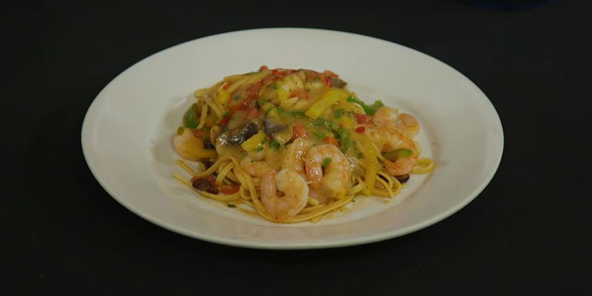 Sitrrin' It Up: Tuscan Shrimp Pasta (Aug. 13, 2019)