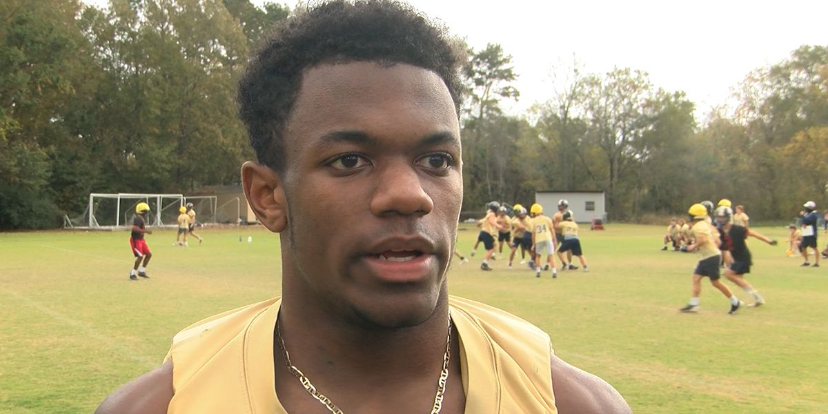SPORTSLINE PLAYER OF THE WEEK: Episcopal RB Oliver Jack