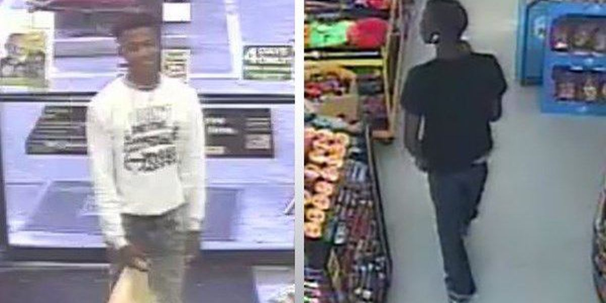 APSO searching for 2 suspects in Dollar General theft in Gonzales