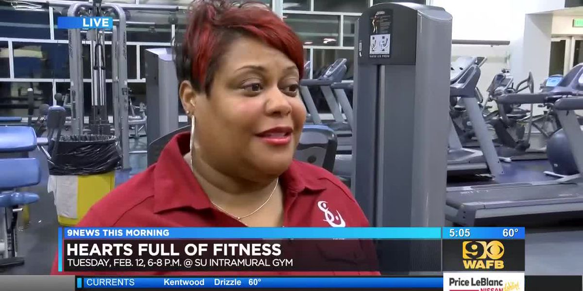 Southern University to host heart health fitness event - 5 a.m.
