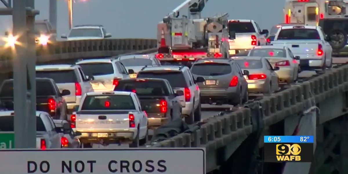 STUDY: Baton Rouge drivers spend more than 2 days stuck in congestion each year