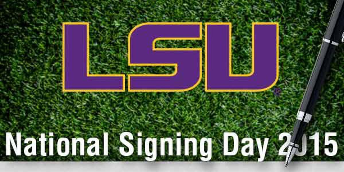 National Signing Day - LSU