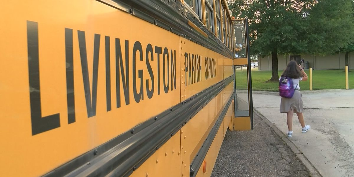 Nearly 150 Livingston Parish students quarantined after first week of school