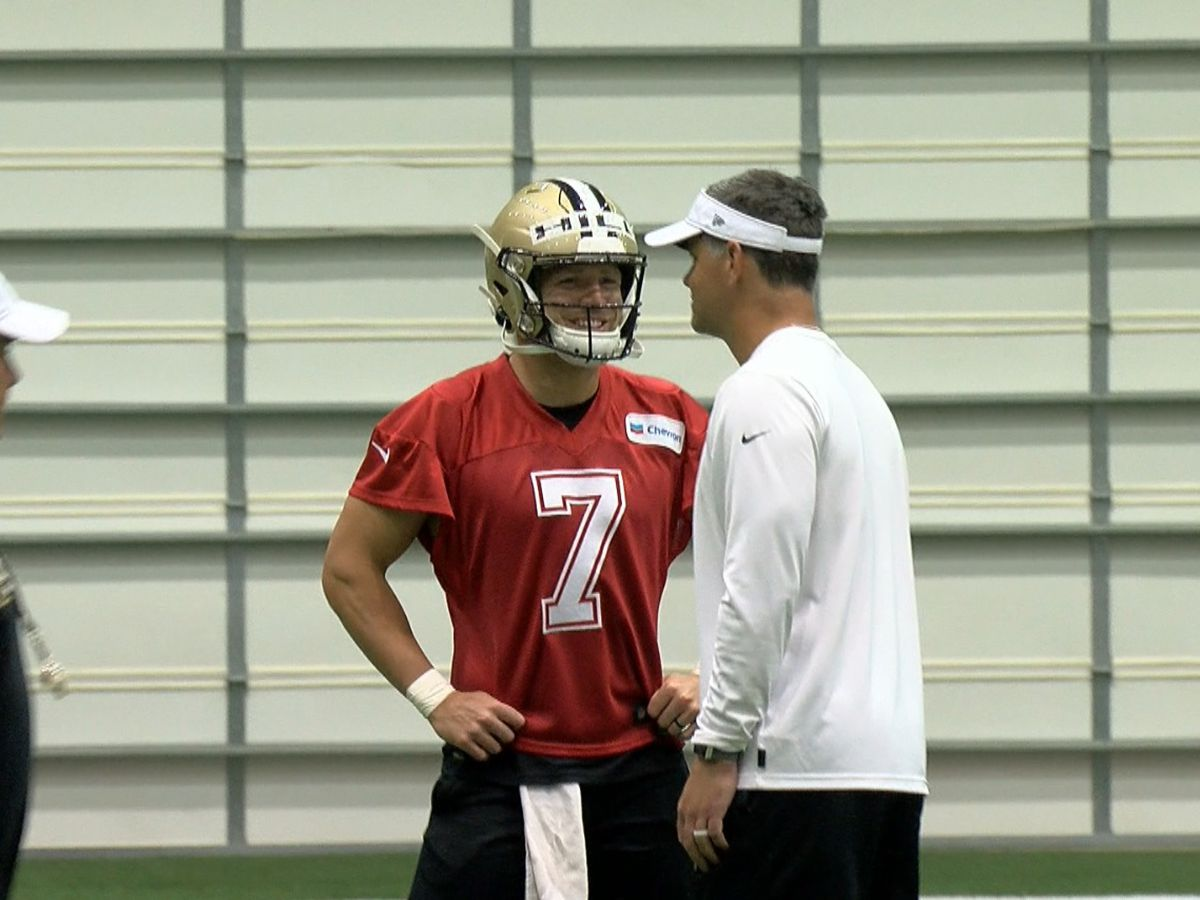 Final day of Saints mini camp begins Thursday morning