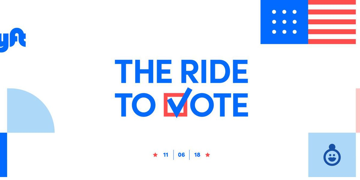 Lyft to offer half off rides on Election Day