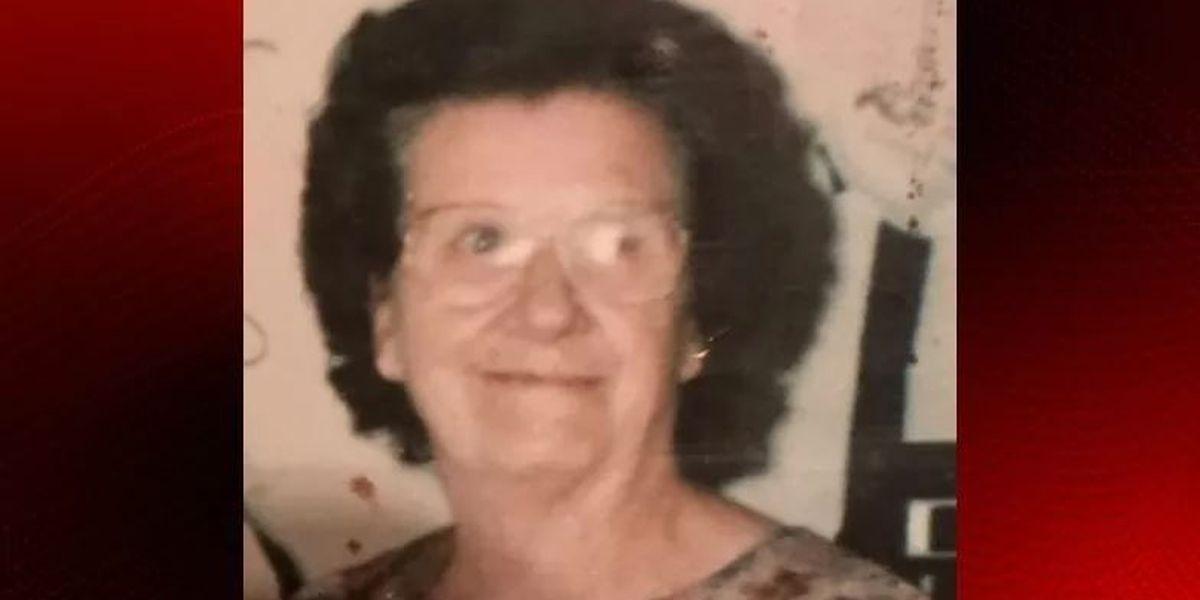 Missing elderly woman found killed in St. Mary Parish crash