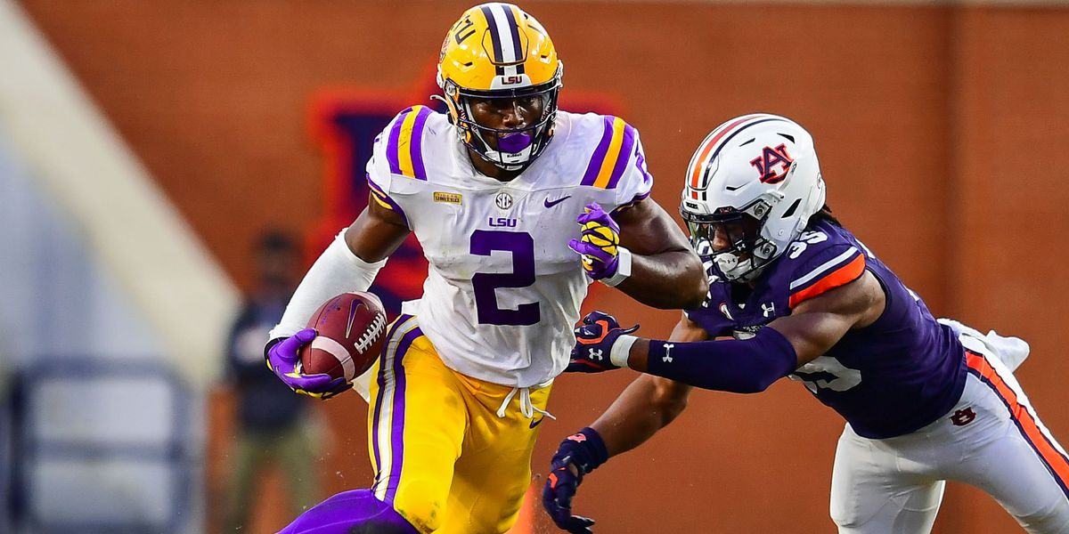 Orgeron: LSU All-SEC Freshman TE Arik Gilbert has officially entered transfer portal