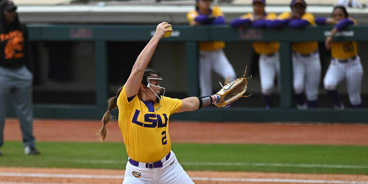 No. 11 LSU softball sweeps OSU, FAMU in Tiger Classic; Tigers pitch no-hitter in run-rule win over Rattlers on final day