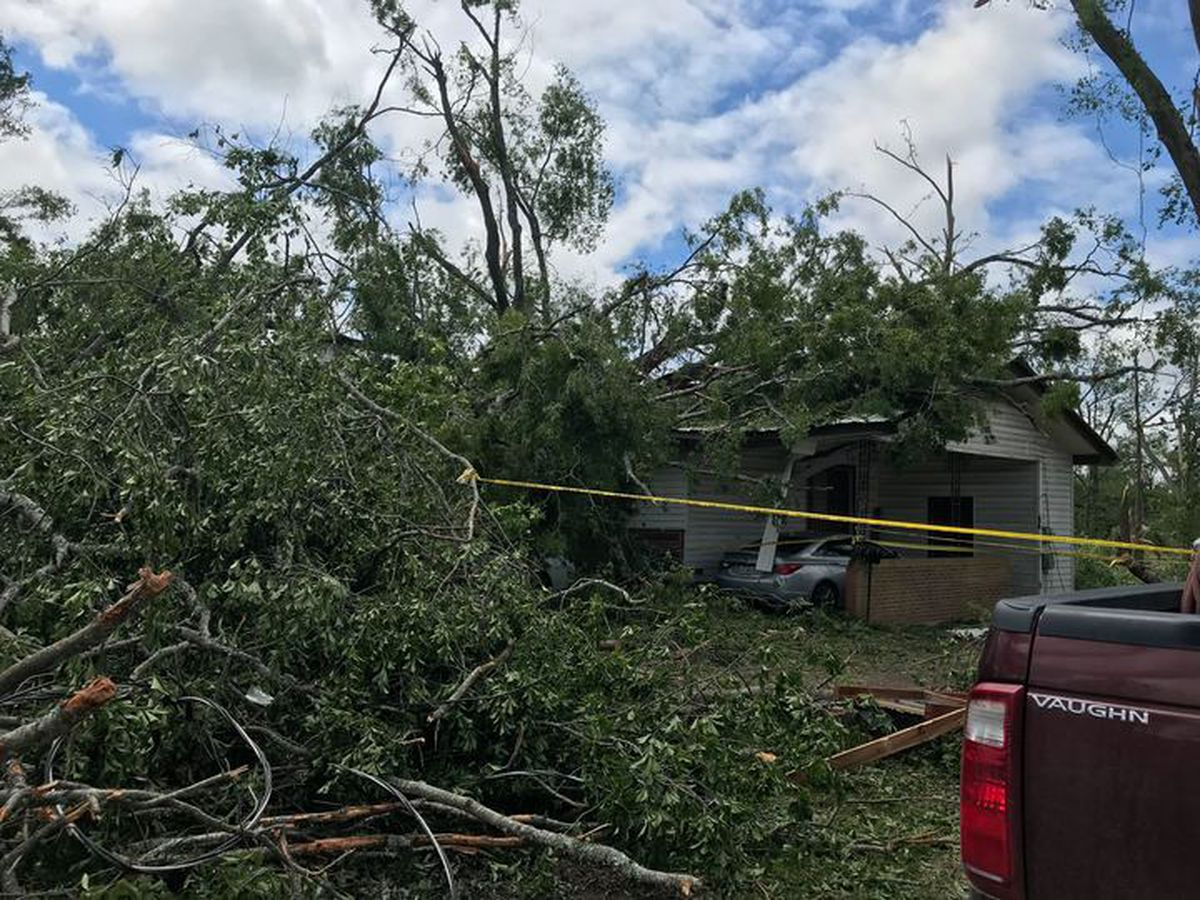 Family member identifies 2 killed during deadly storm