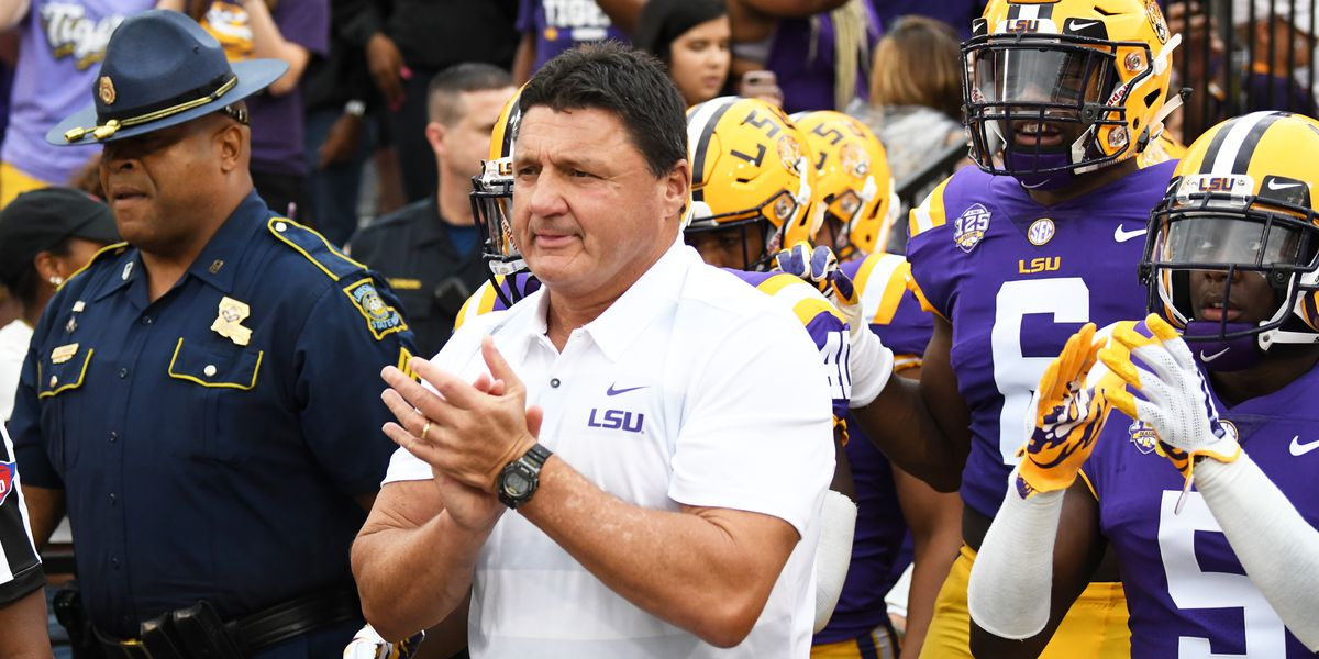 Lunch with Coach O: Ole Miss Preview