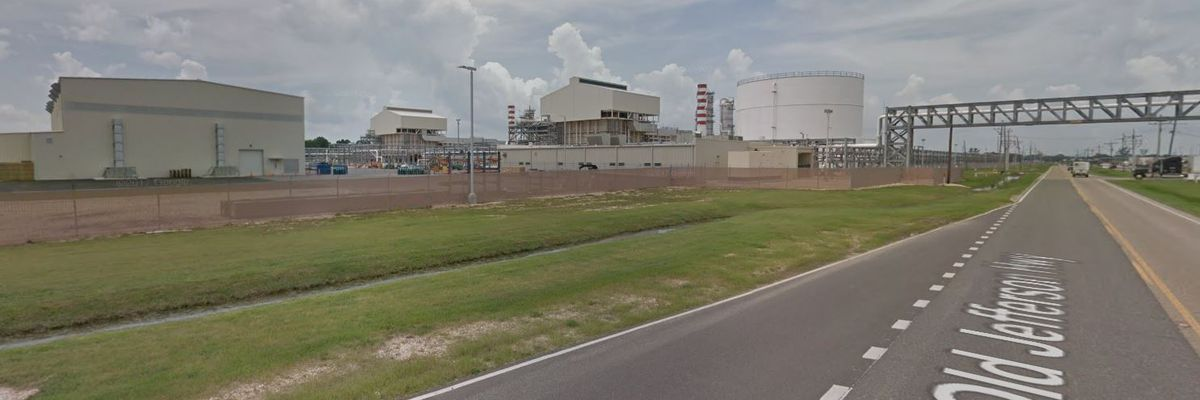 Gov. Edwards announces the building of third methanol plant in Geismar