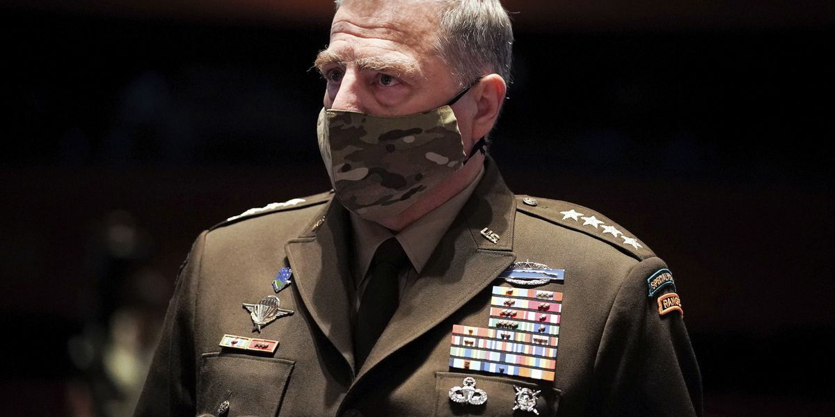 Joint Chiefs chairman: Confederate names on Army bases divide the military