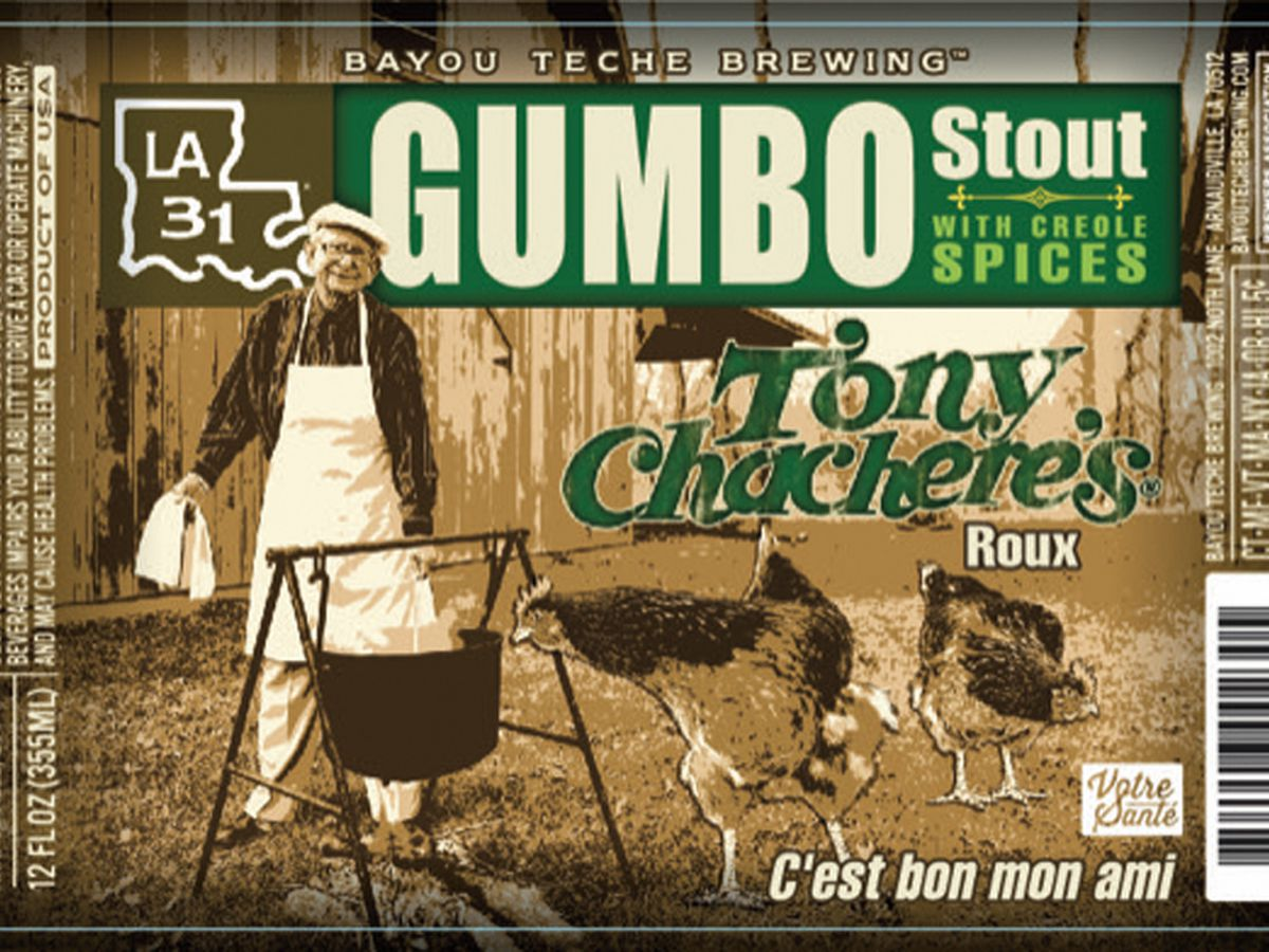 Gumbo beer? You'll soon get a chance to try it for yourself
