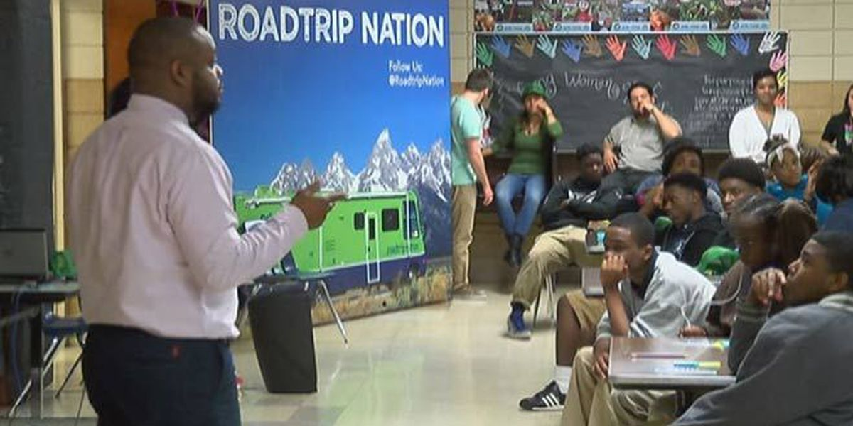 PBS Show 'Road Trip Nation' looks to help others make a life road map