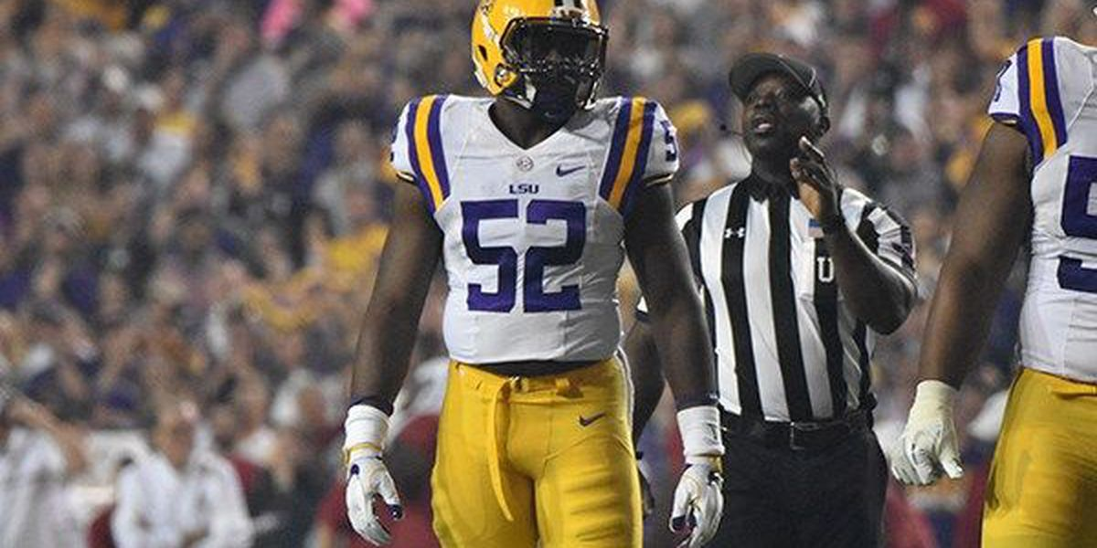 Former LSU LB Kendell Beckwith signs with Bucs