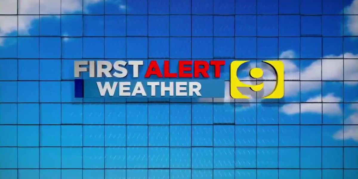 FIRST ALERT FORECAST: Morning commute could get tricky Monday morning