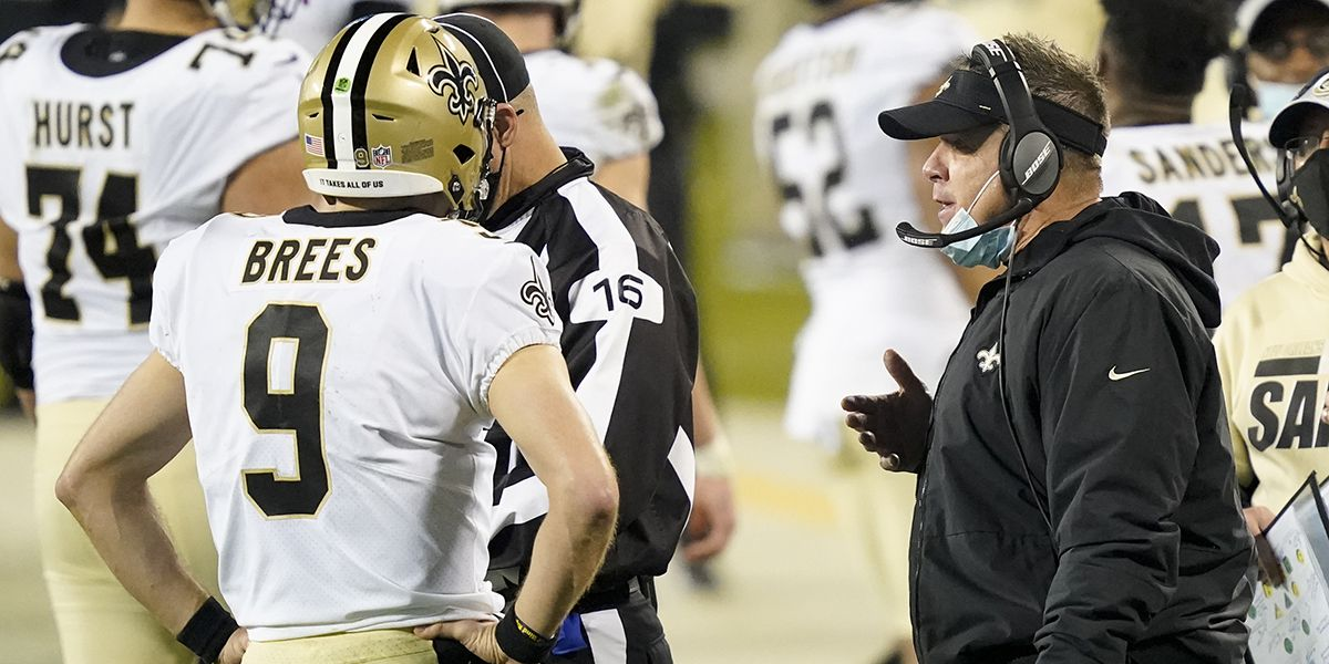 Saints march to 33-7 win over Panthers to lock up No. 2 seed in NFC