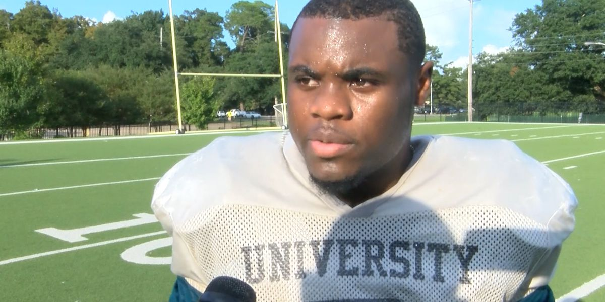 Sportsline Player of the Week: UHigh RB Mike Hollins