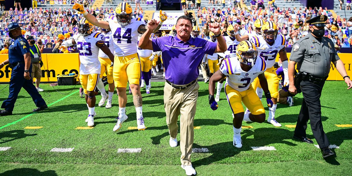 Interviews postponed after several LSU players test positive for COVID-19