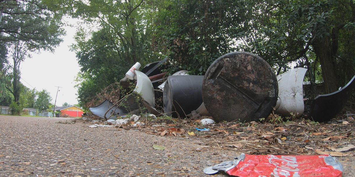 After homeowner complaints ignored, crews remove piles of trash