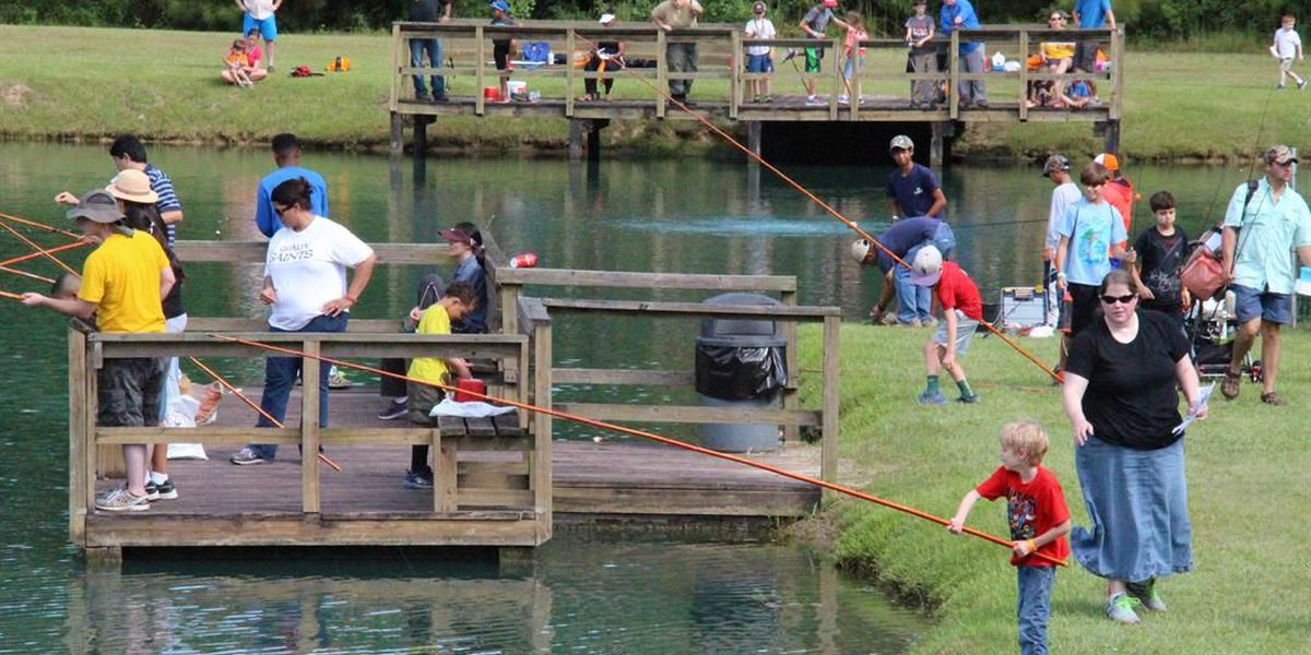 LDWF hosting event on Sept. 23 at Waddill Wildlife Refuge for National Hunting and Fishing Day
