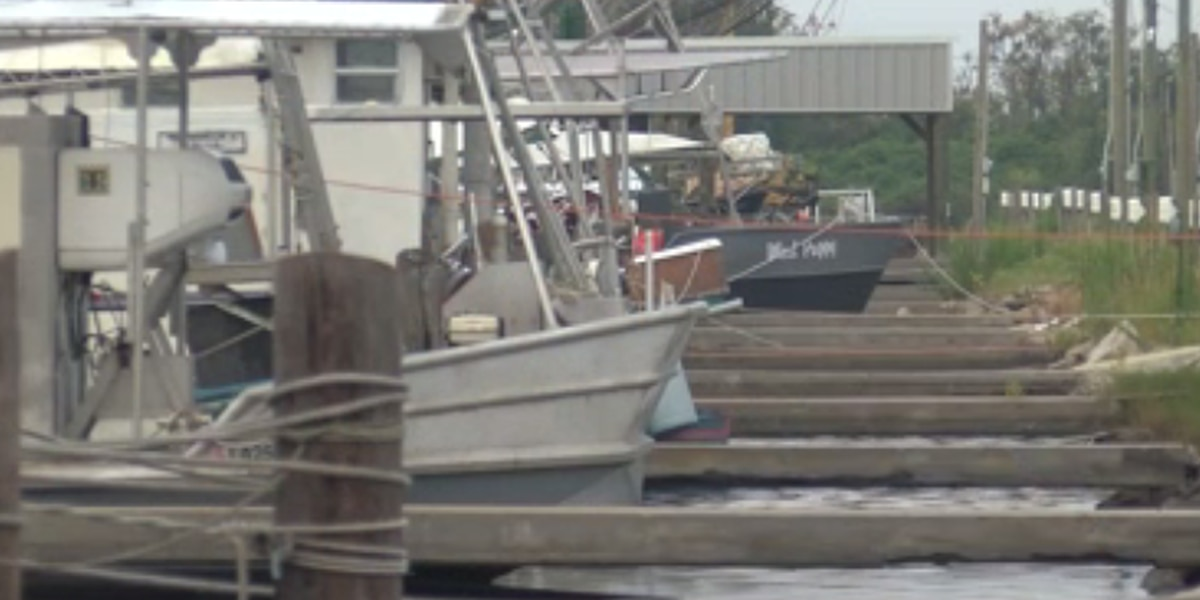 Commercial fishermen in Plaquemines Parish take financial hit after active hurricane season