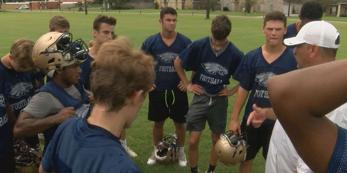 SPORTSLINE SUMMER CAMP: St. John Eagles