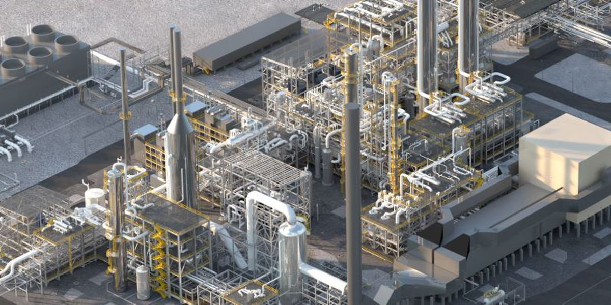 South Louisiana Methanol to make $2.2B investment in complex in St. James Parish