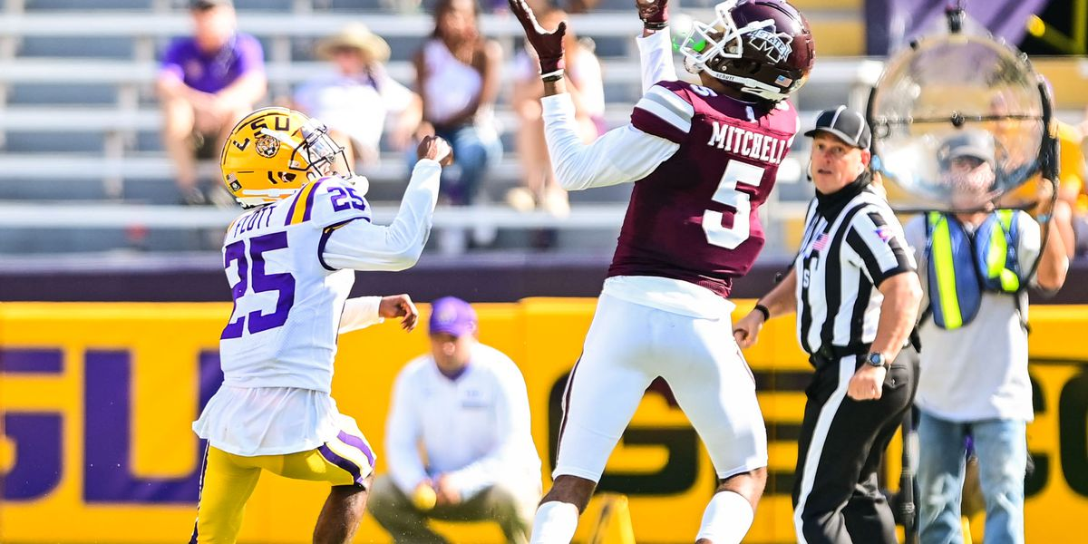Miss. State vs. LSU was most-watched college football game of 2020 season so far, network says