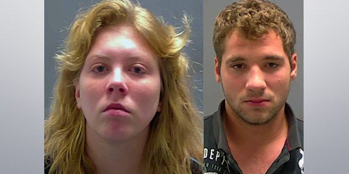 Two arrested for allegedly reporting fake home invasion