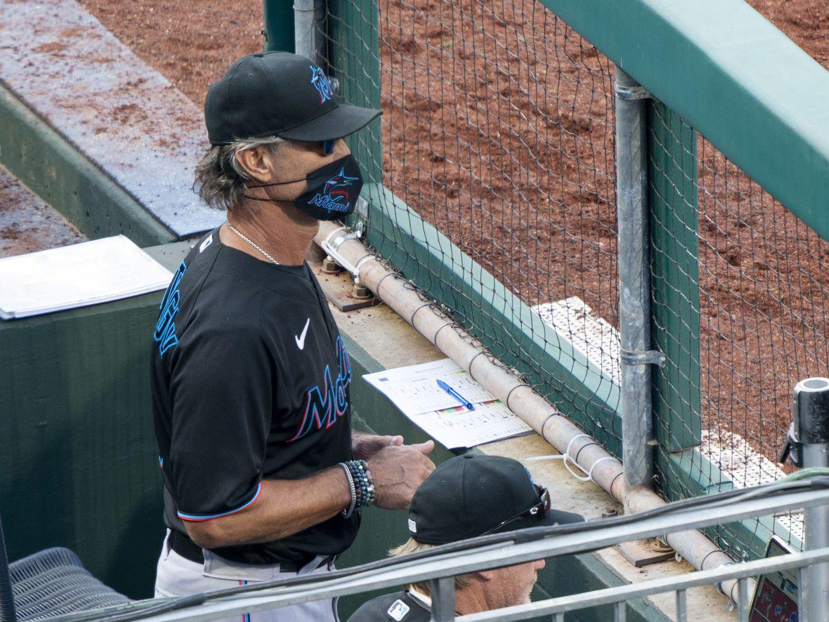 MLB temporarily suspends Marlins season through the weekend