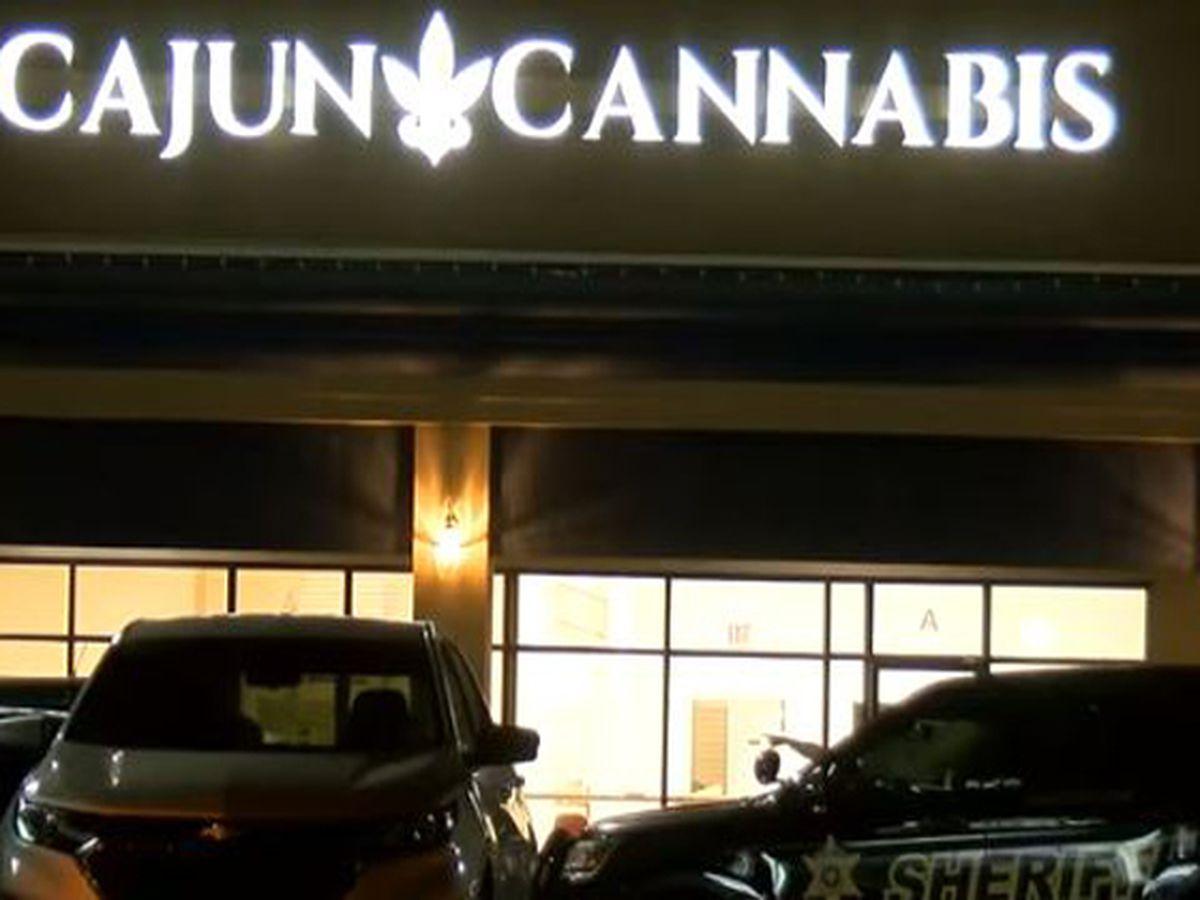 Lafayette law enforcement arrests Cajun Cannabis owner after