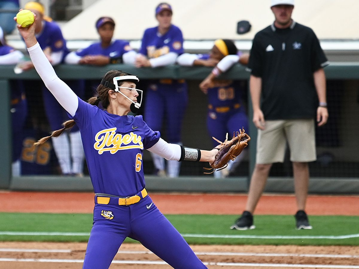 Maribeth Gorsuch named NFCA Pitcher of the Week