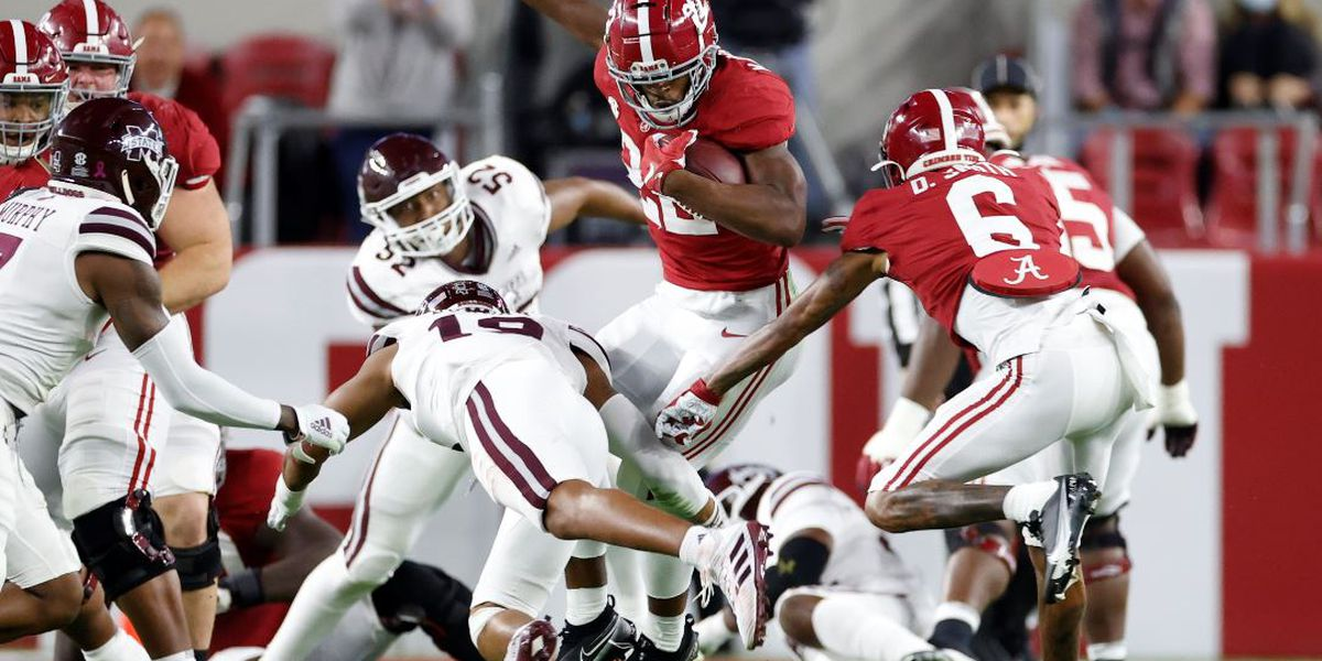 Stingy Alabama defense leads to shutout against Mississippi State