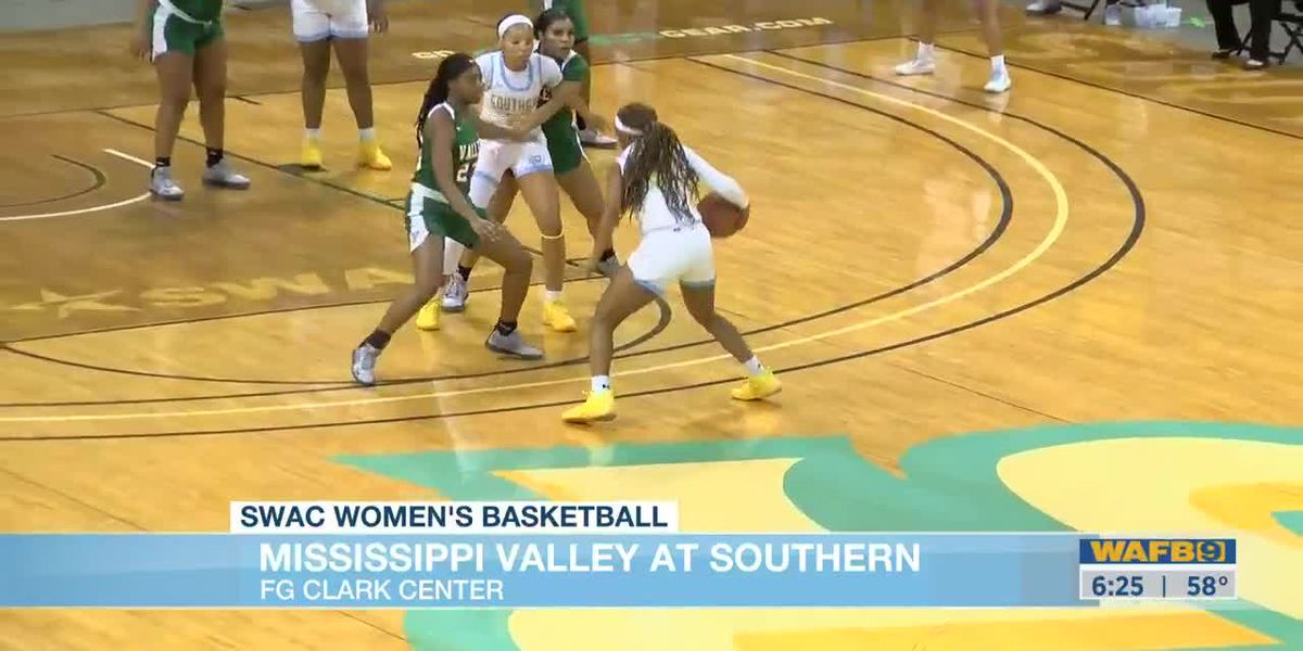 Southern WBB beats Miss. Valley, 87-60