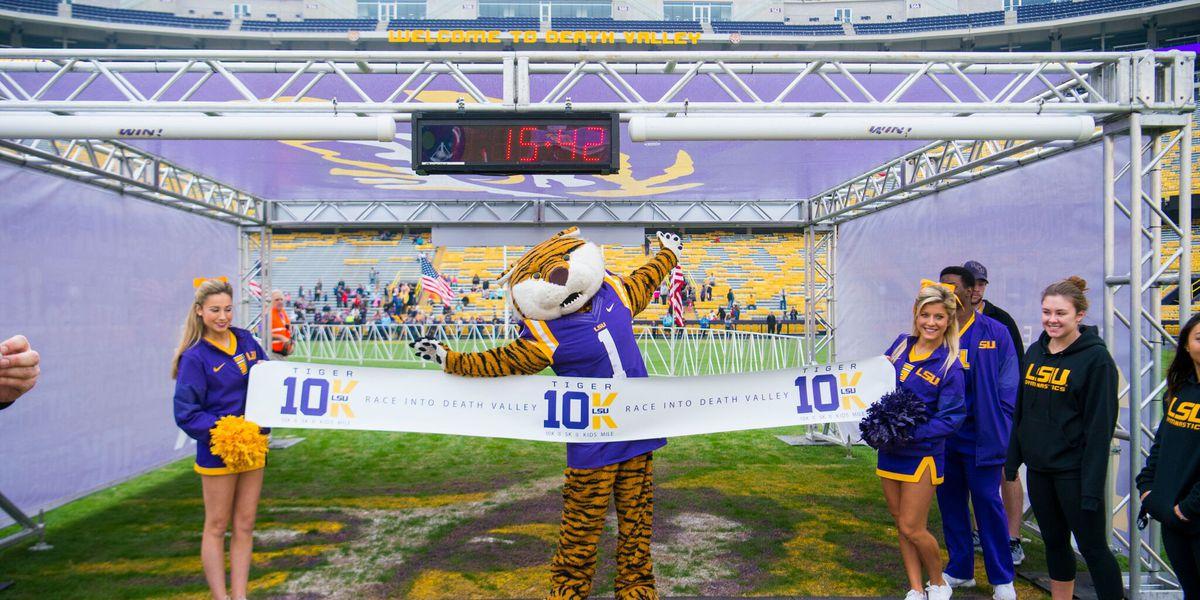 3rd Annual Tiger 10K
