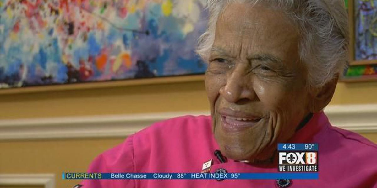 Legendary Chef Leah Chase has died