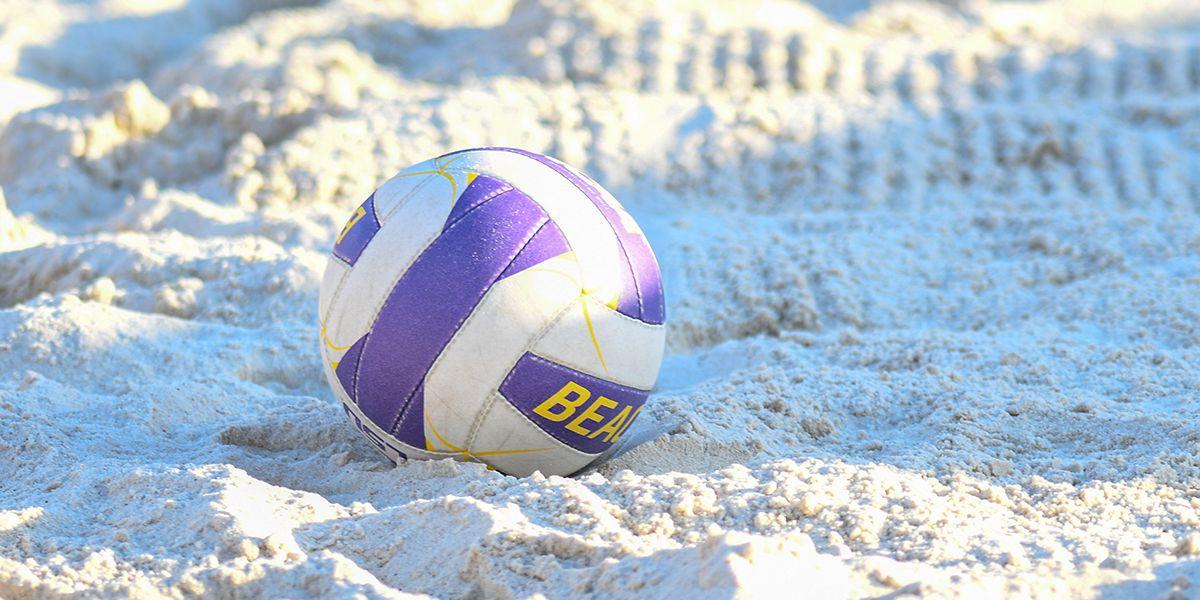 LSU beach volleyball ranks No. 1 in AVCA Preseason Poll