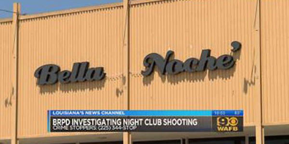 3 people injured in shooting outside Baton Rouge nightclub